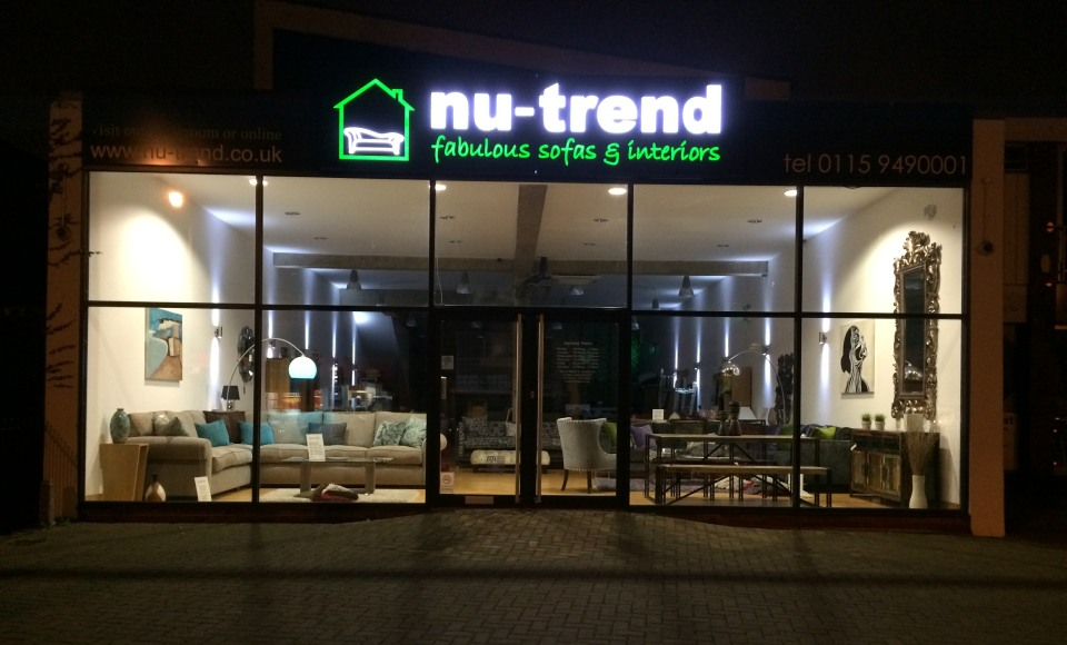 our retail showroom
